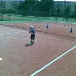 najmenší tenista