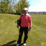 golf - green card