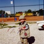 malý tenista